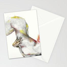 Nude Body study I Stationery Cards