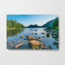 Acadian Morning Metal Print
