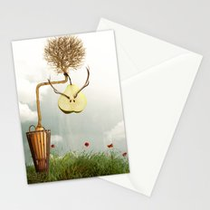 Deer Pear Stationery Cards