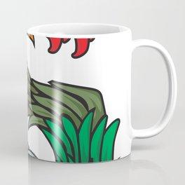 Mayan dragon Coffee Mug