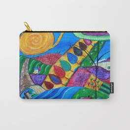 Color Haven Carry-All Pouch