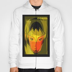ANDROID. Hoody