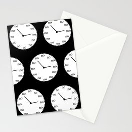 No Time Stationery Cards