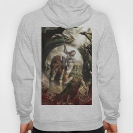 Saint Georgine and the Dragon Hoody