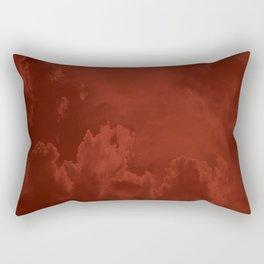 The Fiery Sadness.... Rectangular Pillow