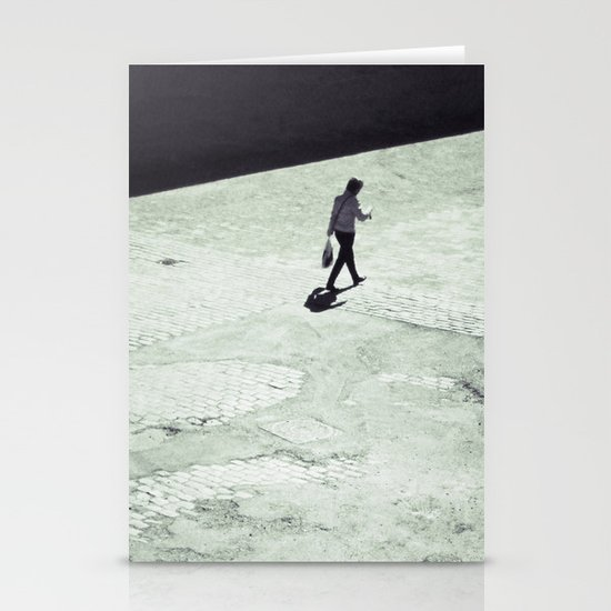 5 Minutes Past Loneliness Stationery Cards