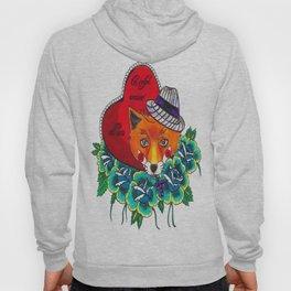 Fox and fruit Hoody