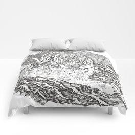 diminishing territory Comforters