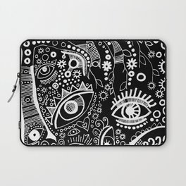 """The Watching Willow"" Laptop Sleeve"
