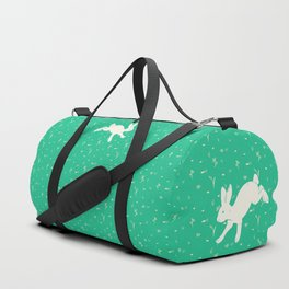 Running Bunny Duffle Bag