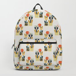 Two flowers Backpack