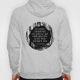 Courage (Designed for The YA Chronicles) Hoody