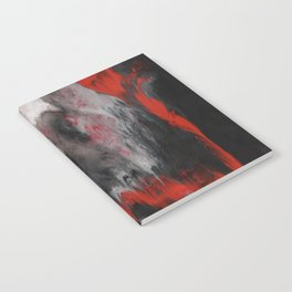 Abstract Acrylic 2 Notebook