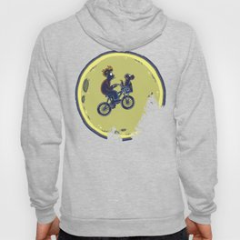 Fry me to the moon Hoody
