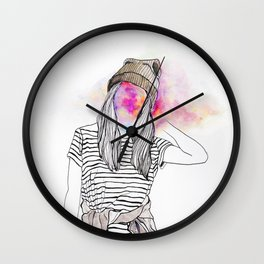Mononokay Wall Clock