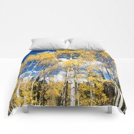 Colorado Aspens Comforters