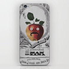 mr manzana iPhone & iPod Skin