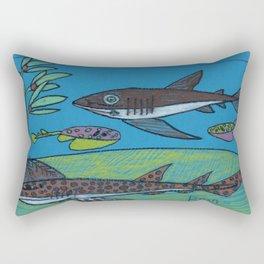 Spotted Catshark Rectangular Pillow