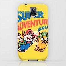 Super Adventure Bros Slim Case Galaxy S5