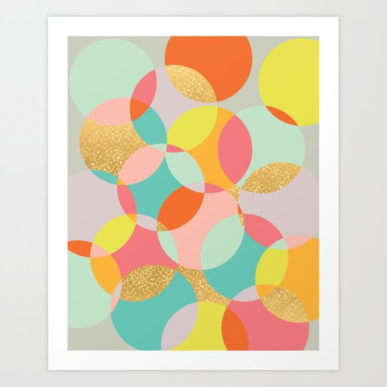 Fancy Art Print