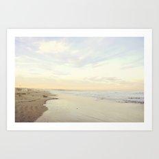 playa Art Print