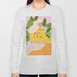 We are magical Long Sleeve T-shirt
