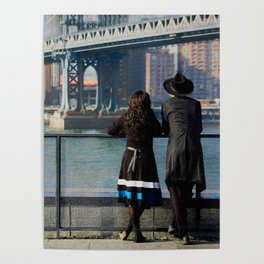 A View From Brooklyn Poster