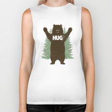 Bear Hug? Biker Tank