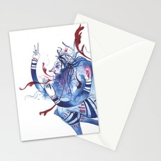 Guardian of Self Decay Stationery Cards