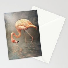 Walking in a dream.. Stationery Cards
