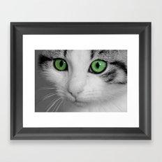KITTURE Framed Art Print