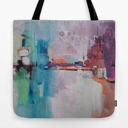 Metropolis Nine Tote Bag