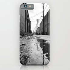 Gritty Tacoma alley iPhone 6s Slim Case