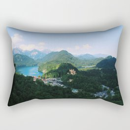 Countryside of Germany Rectangular Pillow