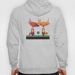Loving Foxes Hoody