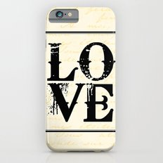 All We Need is Love iPhone 6s Slim Case