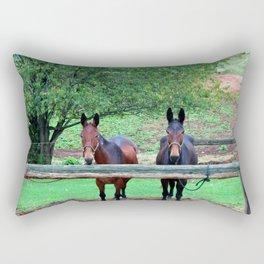 Free Us Rectangular Pillow