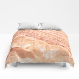 Champagne onyx marble Comforters
