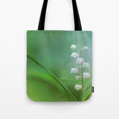 lily of the valley... Tote Bag