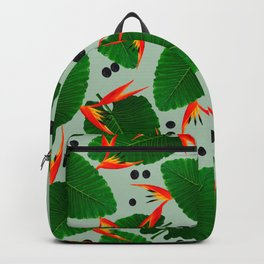 Costa Rican Print Backpack