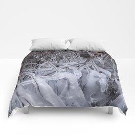 Encased Comforters