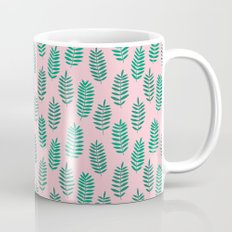 Pattern Project #42 / Ferns Mug