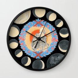 Lovers Tarot Wall Clock