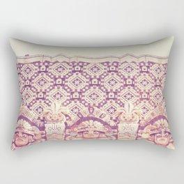 tres. Mayan Theatre, Los Angeles photograph Rectangular Pillow