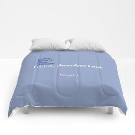 Descartes Comforters
