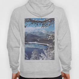 Sapphire Point, Lake Dillon, Colorado Hoody
