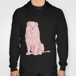 PINK LION Hoody