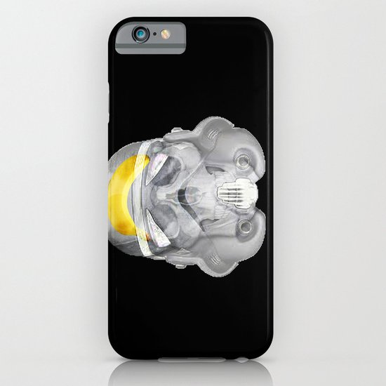 stormtrooper x-ray iPhone & iPod Case