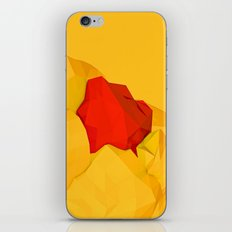 red gem of the golden mountain iPhone & iPod Skin