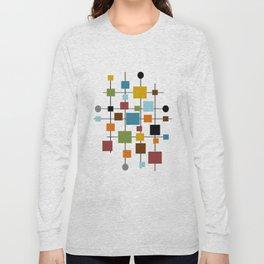 Mid-Century Modern Art 1.3 Long Sleeve T-shirt